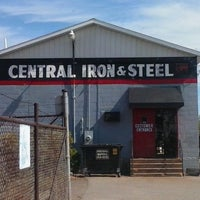 Photo taken at Central Iron & Steel by Dani C. on 9/17/2013