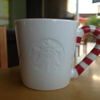 Photo taken at Starbucks by Diego A. on 12/17/2012
