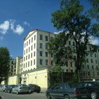 Photo taken at Российская бумагопрядильная мануфактура by Супер Г. on 5/27/2013