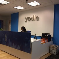 Photo taken at Yodle HQ by Andrew D. on 11/6/2013