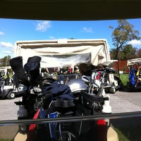 Photo taken at Greenwoods Country Club by Brian C. on 9/28/2013