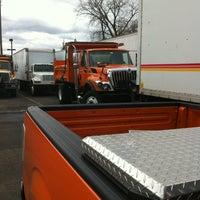 Photo taken at Nutmeg International Trucks by Brian C. on 3/25/2013