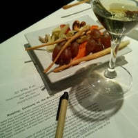 Photo taken at Jet Wine Bar by Vino V. on 5/14/2013