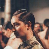 Photo taken at Mercedes Benz Fashion Week by Enrico B. on 8/20/2016