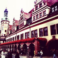 Photo taken at Altes Rathaus by Enrico B. on 10/12/2012
