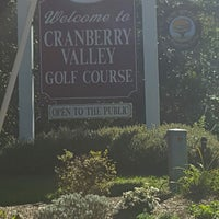 Photo taken at Cranberry Valley Golf Course by Emily P. on 10/17/2016