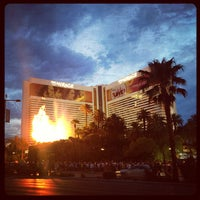 Photo taken at The Mirage Volcano by Ortorovao Y. on 7/27/2013