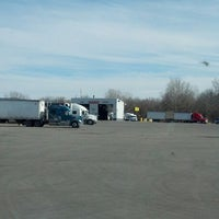 Photo taken at TA Truck Stop by Andy B. on 4/4/2013