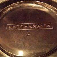 Photo taken at Bacchanalia by jocose on 9/24/2014
