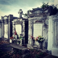 Photo taken at Lafayette Cemetery No. 1 by Linda . on 6/24/2013