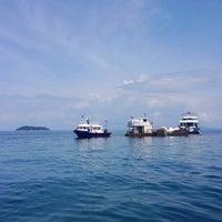 Photo taken at Phi Phi Natural Resort by Mooksy ♔. on 11/10/2013