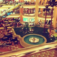 Photo taken at CityStars by Ahmed S. on 6/16/2013
