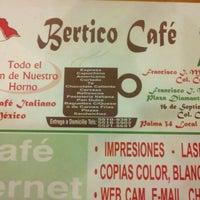 Foto tomada en Bertico Café por Federico H. el 11/25/2012
