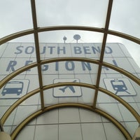 Photo taken at South Bend International Airport (SBN) by Adam D. on 3/12/2013