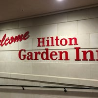 Photo taken at Hilton Garden Inn by Joshua B. on 8/25/2017