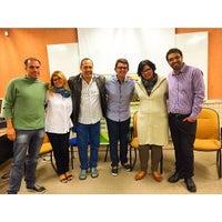 Photo taken at Cantina Univap Villa Branca by Lucas A. on 8/30/2014