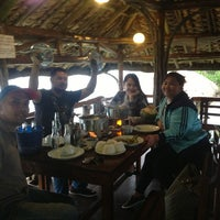 Photo taken at La Trobada Restaurant by Judith P. on 9/22/2012