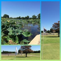 Photo taken at Pauls Valley Municipal Golf Course by Eric T. on 7/23/2016