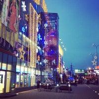Das Foto wurde bei Мегацентр «Горизонт» von Денис Д. am 2/10/2013 aufgenommen