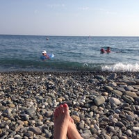 Снимок сделан в Radisson Blu Resort Beach пользователем Nika V. 8/20/2015
