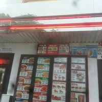 Photo taken at Checkers by Genesis R. on 6/29/2014