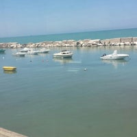 Photo taken at Ancona Ferries Terminal by Speranza M. on 8/8/2014