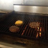 Photo taken at Bert's Burger Bowl by Daniel C. on 1/11/2014