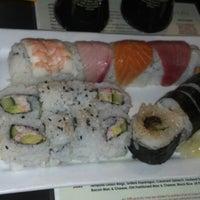 Photo taken at Sushi Hai by Daniel C. on 2/24/2013