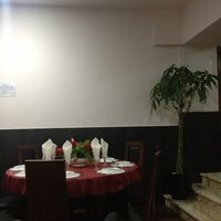 Photo taken at Restaurante Huang Fu by Pedro L. on 11/17/2012