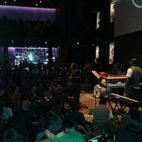 Photo taken at Jazz Café by Daniel R. on 10/30/2013