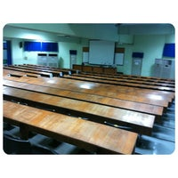Photo taken at Lecture Hall 3 by Taemind L. on 6/10/2013