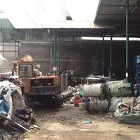 Photo taken at Phankrut Recycle by Aesir on 7/14/2013