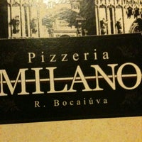 Photo taken at Milano Pizzeria by Jonathan M. on 3/21/2013