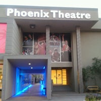 Photo taken at Phoenix Theatre by Bill K. on 11/8/2012
