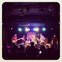 Photo taken at Knitting Factory by Sebastien L. on 4/23/2013