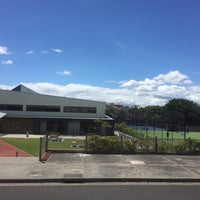 Photo taken at St. Bedes College by Astrid D. on 11/3/2017
