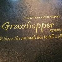รูปภาพถ่ายที่ Grasshopper โดย Rachel K. เมื่อ 5/22/2018
