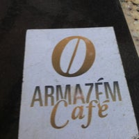 Photo taken at O Armazem Café by Lays I. on 8/29/2013