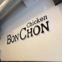 Photo taken at BonChon Chicken by Persio L. on 1/21/2013