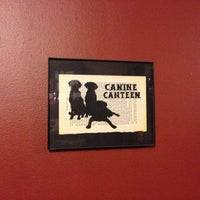 Photo taken at Canine Canteen by Persio L. on 3/21/2013