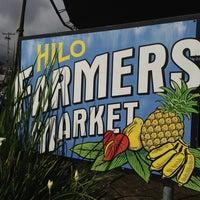 Photo taken at Hilo Farmers Market by Chieko S. on 2/20/2013