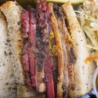 Photo taken at Josh's Delicatessen & Appetizing by Miami New Times on 7/15/2013