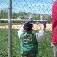 Photo taken at Lakelands Park Middle School by Kevin J. on 5/4/2013