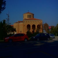 Photo taken at Chiesa S.Antonio by Roberta C. on 10/25/2012