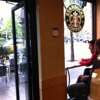 Photo taken at Starbucks by Катя Х. on 4/29/2013