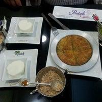 Photo taken at Petek Pastanesi by P on 12/1/2012