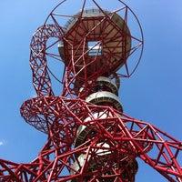 4/2/2013 tarihinde Shaun H.ziyaretçi tarafından Queen Elizabeth Olympic Park'de çekilen fotoğraf