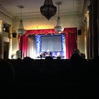 Photo taken at Концертный зал у Финляндского вокзала by Вита Т. on 3/2/2013
