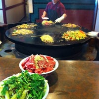 Photo taken at Chang's Mongolian Grill by Wade A. on 5/7/2013