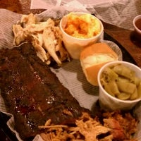 Photo taken at Central BBQ by Bill G. on 11/4/2012